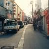 白鬚商店街(昭和)