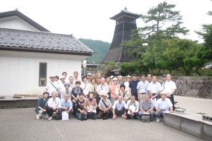 歴史と文化のバスツアー(出石町・福知山城)